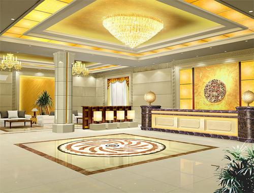 酒店乐投平台入口设计